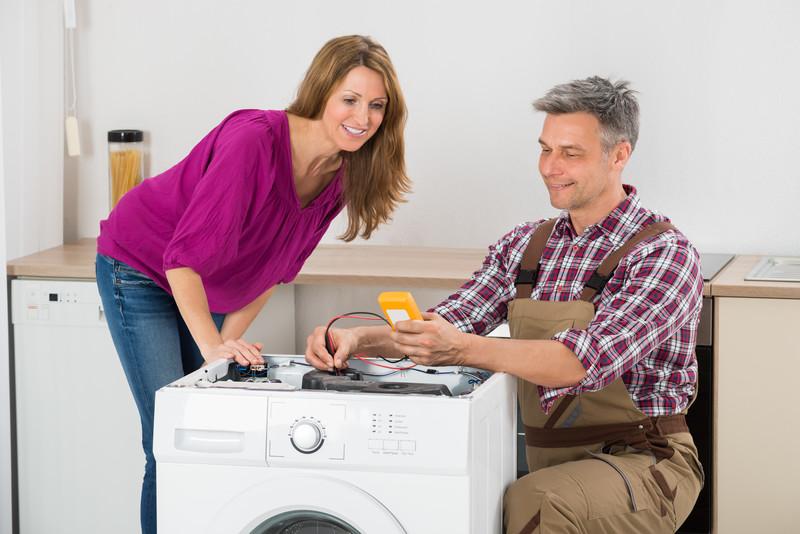 reparación de eletrodomésticos