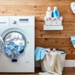 Cal en la lavadora