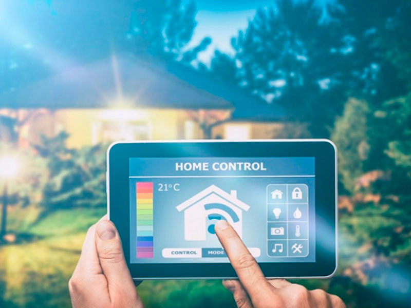 Cómo crear hogares inteligentes con tecnología digital