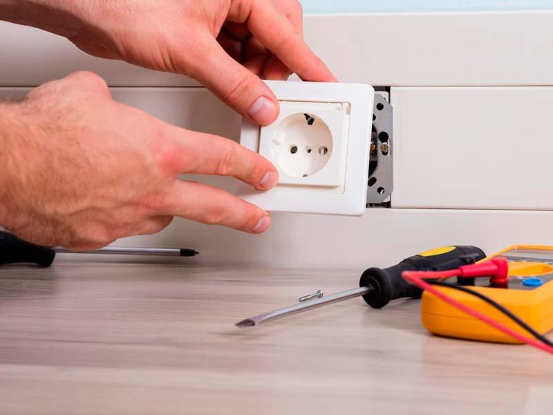¡Mis electrodomésticos dan calambre!