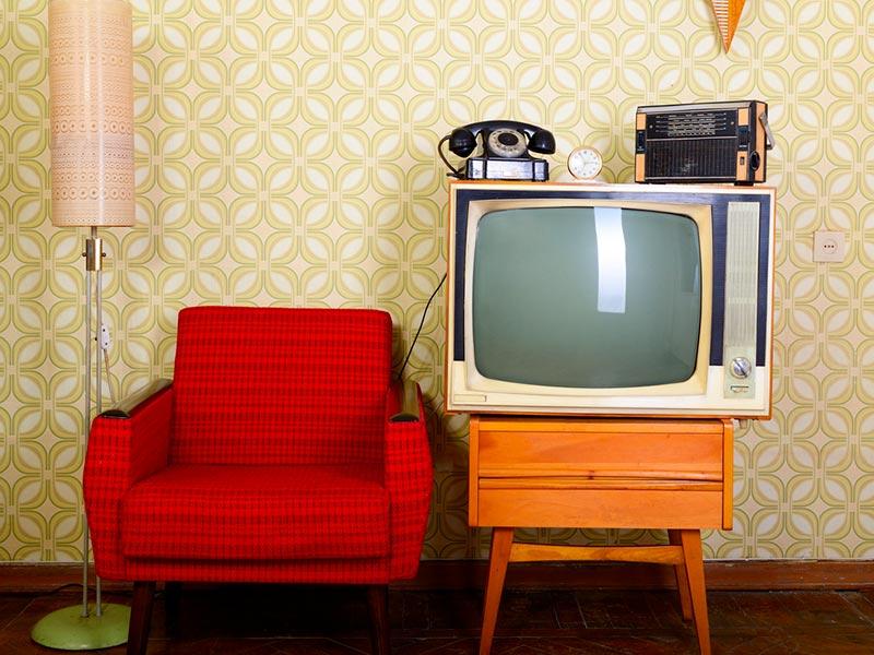 Electrodomésticos vintage