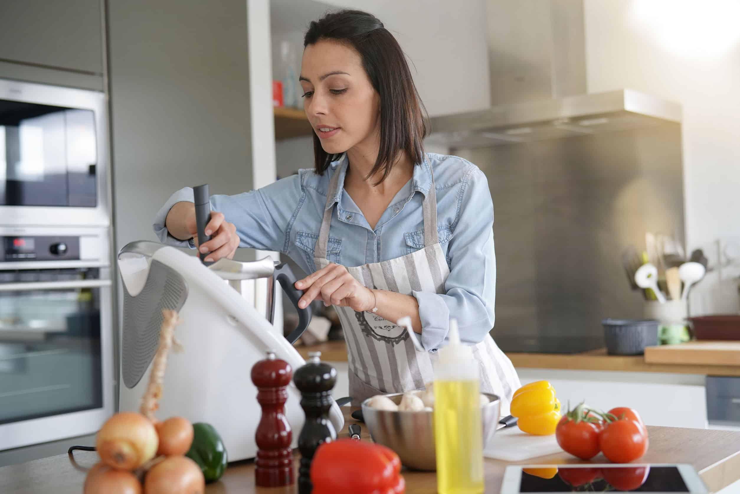 dispositivos que te ayudarán en la cocina